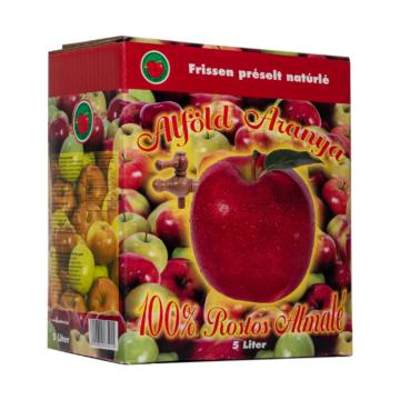 Alföld Aranya 100% rostos almalé 5l